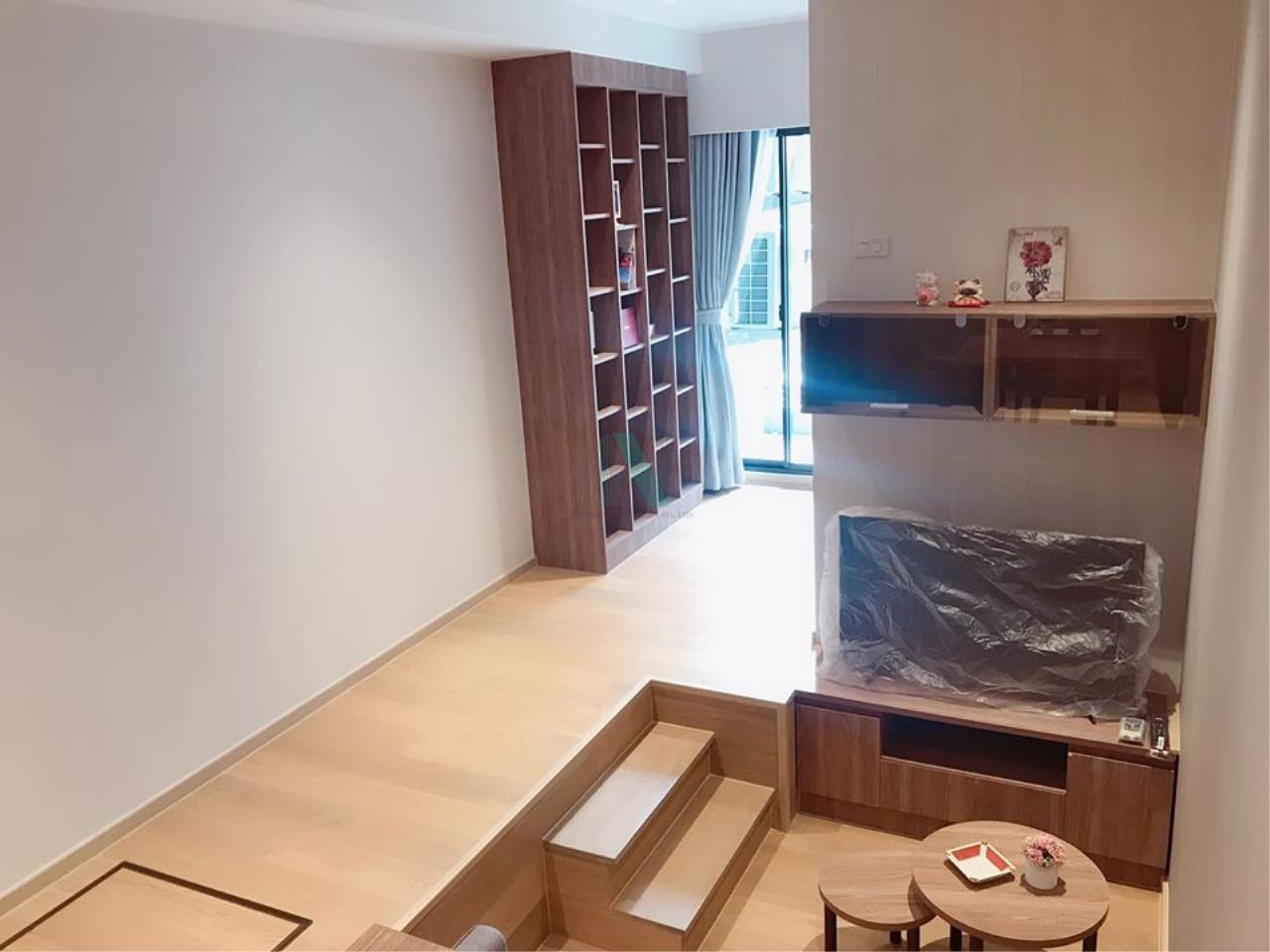 NOPPON REAL ESTATE CO.,LTD. Agency's For Rent Runesu Thonglor 5 1 Bedroom 2nd floor near BTS Thong Lo. 3