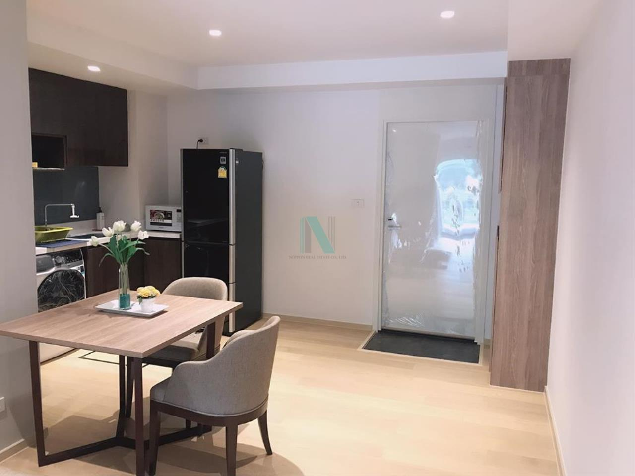 NOPPON REAL ESTATE CO.,LTD. Agency's For Rent Runesu Thonglor 5 1 Bedroom 2nd floor near BTS Thong Lo. 5