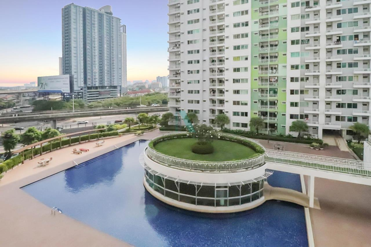 NOPPON REAL ESTATE CO.,LTD. Agency's For rent Supalai Park Tiwanon Intersection 1 bedroom 7th floor Building 1. 6