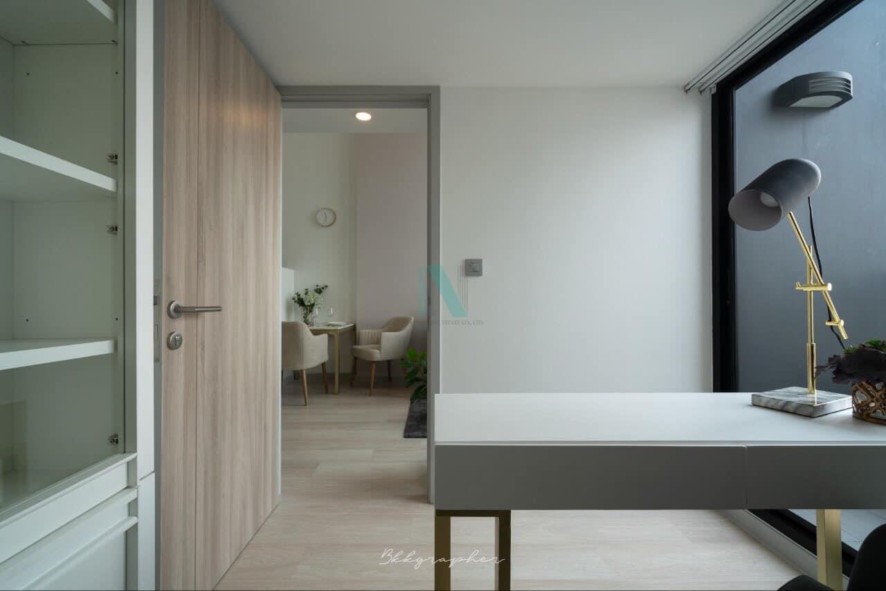 NOPPON REAL ESTATE CO.,LTD. Agency's For rent Knightsbridge Prime Sathorn DUPLEX Floor 30 near BTS Chong Nonsi. 5