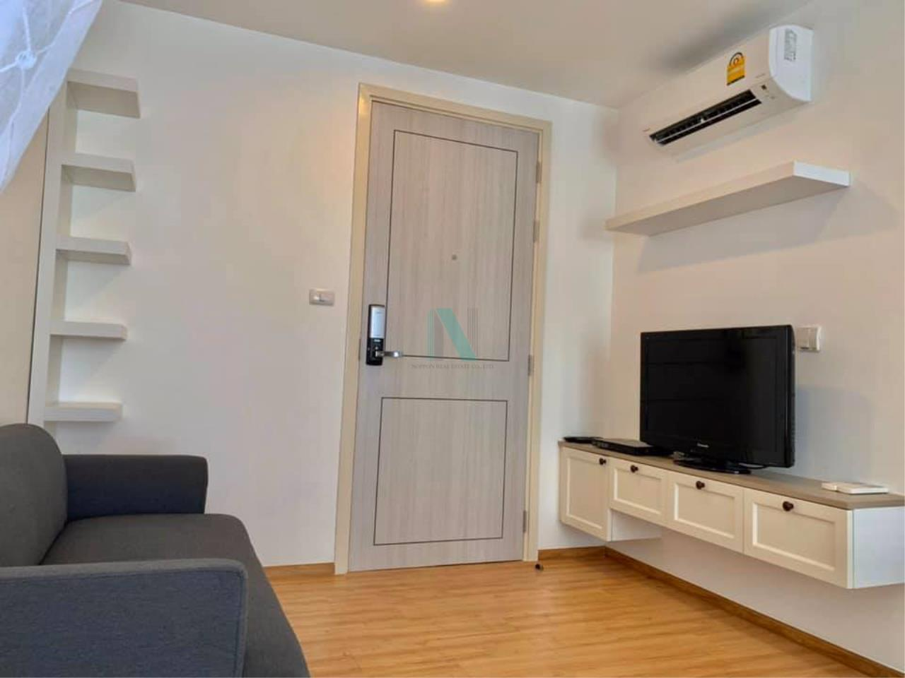 NOPPON REAL ESTATE CO.,LTD. Agency's For Rent Notting Hill The Exclusive Charoen Krung 1 Bedroom 4th Floor near BTS Saphan Taksin. 5