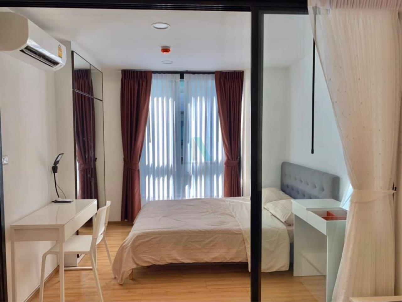 NOPPON REAL ESTATE CO.,LTD. Agency's For Rent Notting Hill The Exclusive Charoen Krung 1 Bedroom 4th Floor near BTS Saphan Taksin. 6
