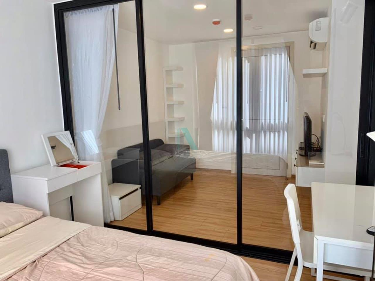 NOPPON REAL ESTATE CO.,LTD. Agency's For Rent Notting Hill The Exclusive Charoen Krung 1 Bedroom 4th Floor near BTS Saphan Taksin. 8