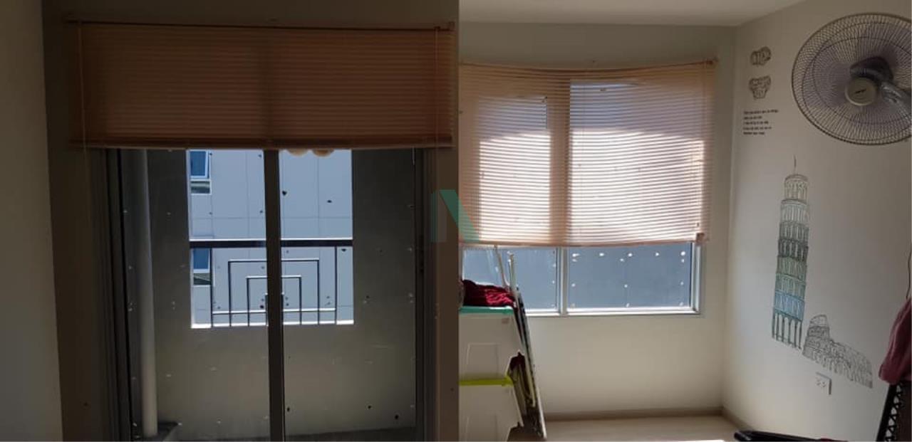 NOPPON REAL ESTATE CO.,LTD. Agency's For rent Aspire Wutthakat STUDIO 8th floor near BTS Wutthakat. 1