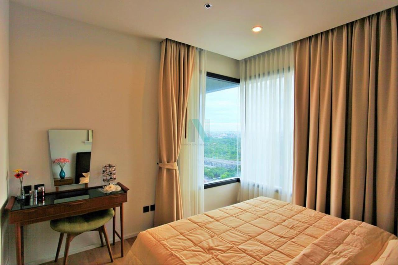 NOPPON REAL ESTATE CO.,LTD. Agency's For rent M Ladprao 2 bedroom 24th floor near MRT Phahon Yothin. 4