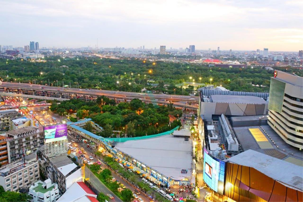 NOPPON REAL ESTATE CO.,LTD. Agency's For rent M Ladprao 2 bedroom 24th floor near MRT Phahon Yothin. 8