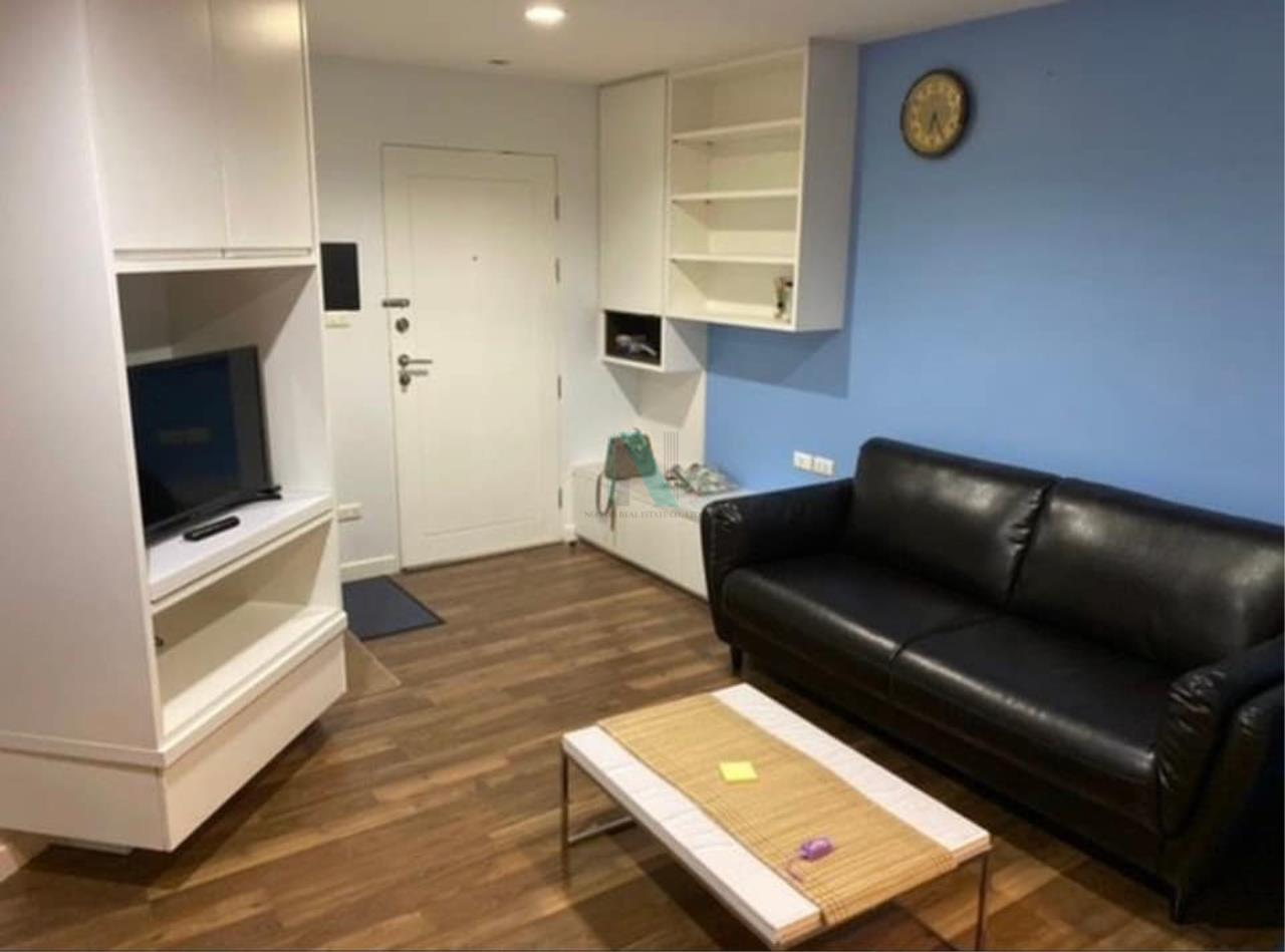 NOPPON REAL ESTATE CO.,LTD. Agency's For rent The Room Sukhumvit 79 STUDIO Floor 7 Building B near BTS On Nut. 5