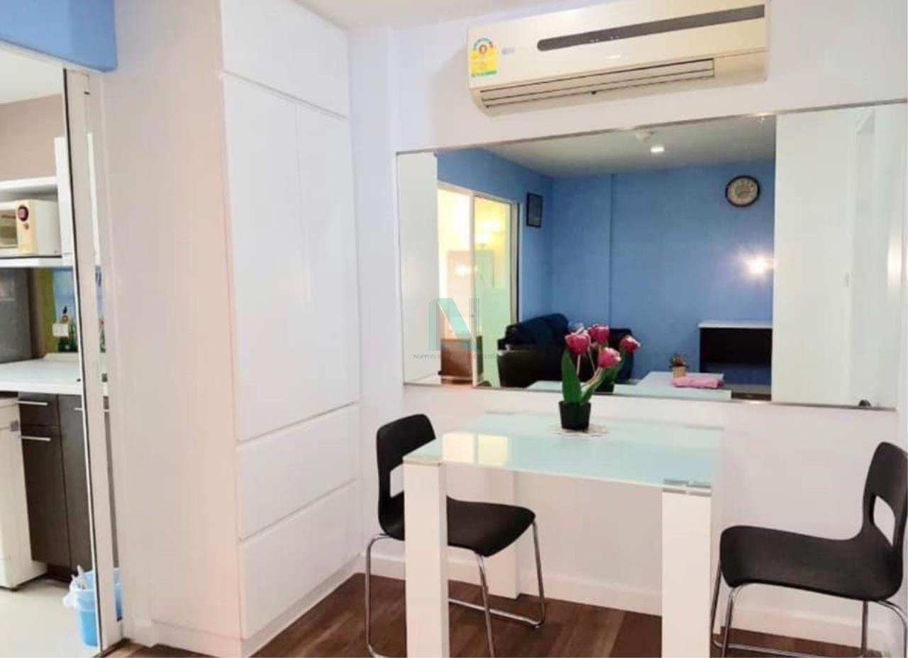 NOPPON REAL ESTATE CO.,LTD. Agency's For rent The Room Sukhumvit 79 STUDIO Floor 7 Building B near BTS On Nut. 6