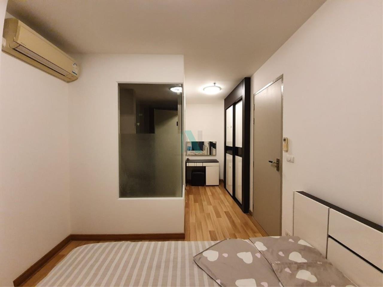NOPPON REAL ESTATE CO.,LTD.  Agency's For rent Ideo Blucove Sukhumvit 1 bedroom 12th floor near BTS Udom Suk. 2