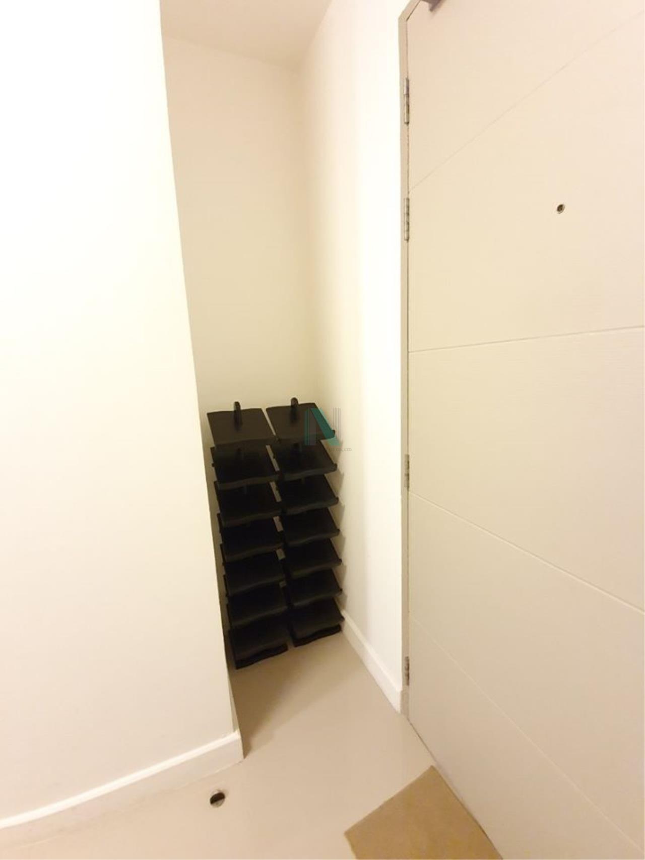 NOPPON REAL ESTATE CO.,LTD.  Agency's For rent Ideo Blucove Sukhumvit 1 bedroom 12th floor near BTS Udom Suk. 3