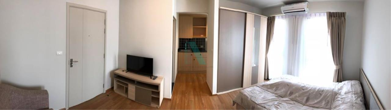 NOPPON REAL ESTATE CO.,LTD.  Agency's For Rent Unio Sukhumvit 72 STUDIO 7th Floor Building E near BTS Bearing. 7