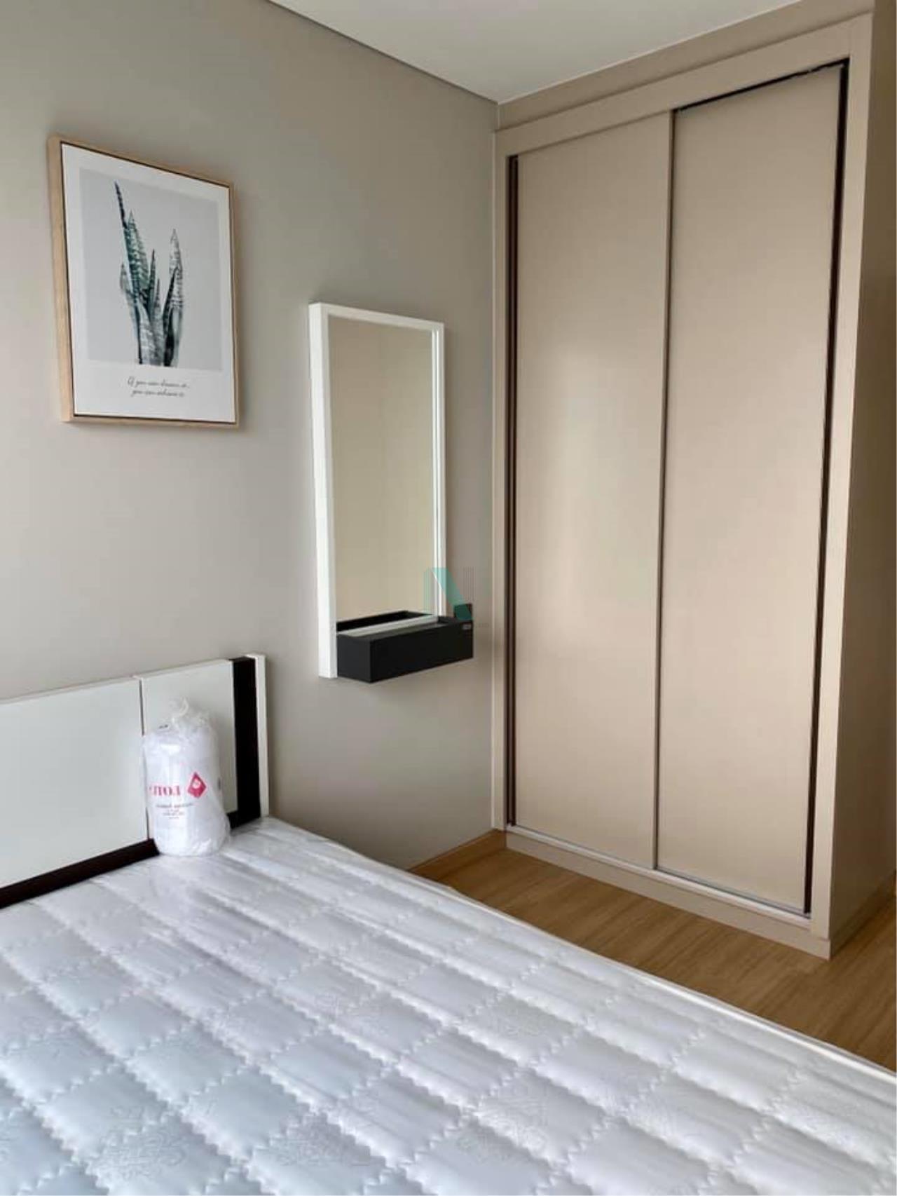 NOPPON REAL ESTATE CO.,LTD. Agency's For rent Lumpini Suite Petchburi-Makkasan 1 bedroom 26th floor near MRT Phetchaburi. 4