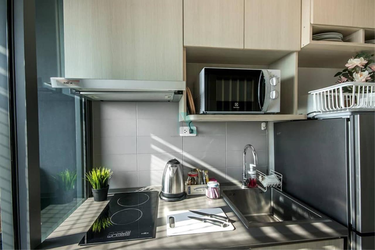NOPPON REAL ESTATE CO.,LTD. Agency's For rent Ideo Mobi Sukhumvit Eastgate STUDIO 23 fl. Near BTS Bang Na. 2