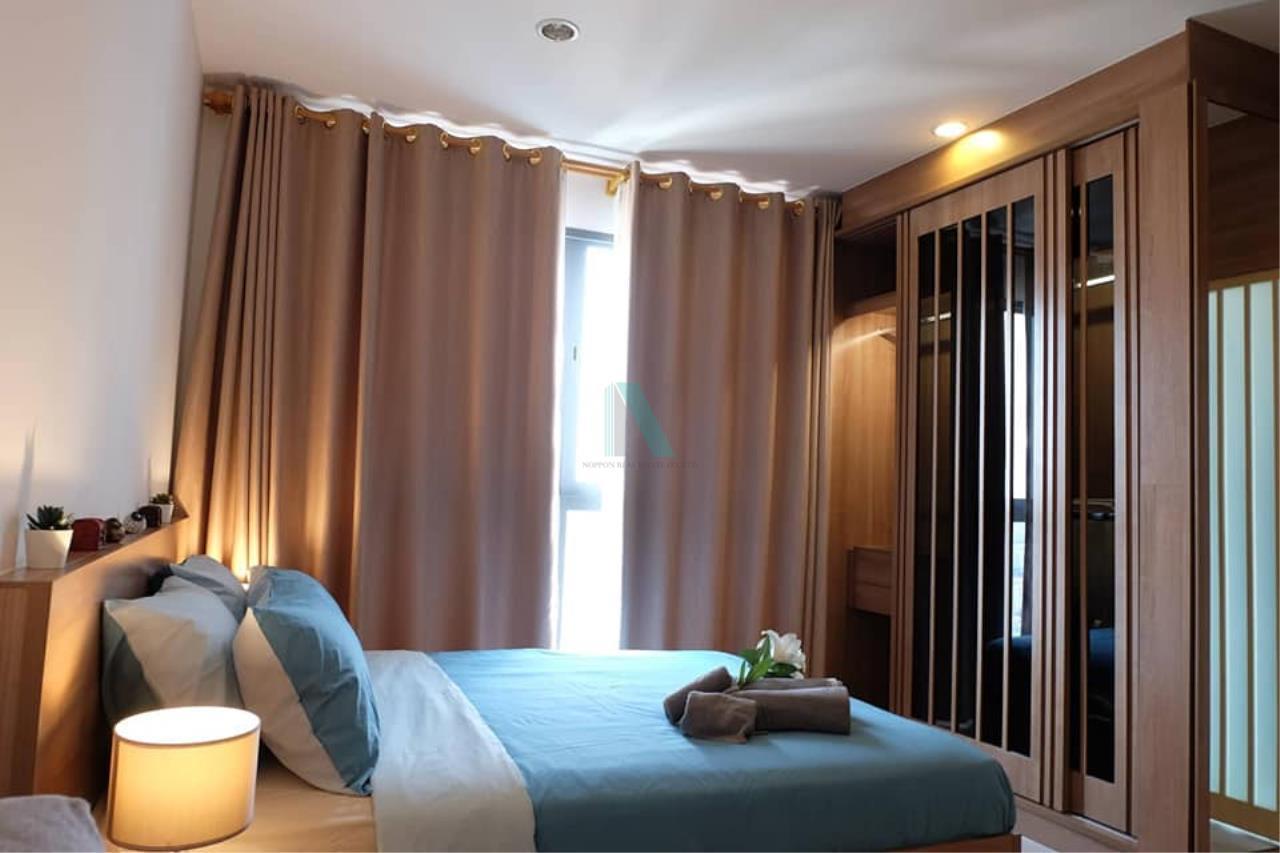 NOPPON REAL ESTATE CO.,LTD. Agency's For rent Ideo Mobi Sukhumvit Eastgate STUDIO 23 fl. Near BTS Bang Na. 3
