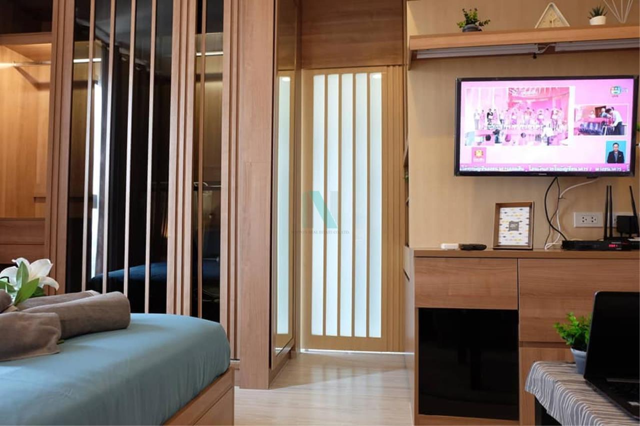 NOPPON REAL ESTATE CO.,LTD. Agency's For rent Ideo Mobi Sukhumvit Eastgate STUDIO 23 fl. Near BTS Bang Na. 8