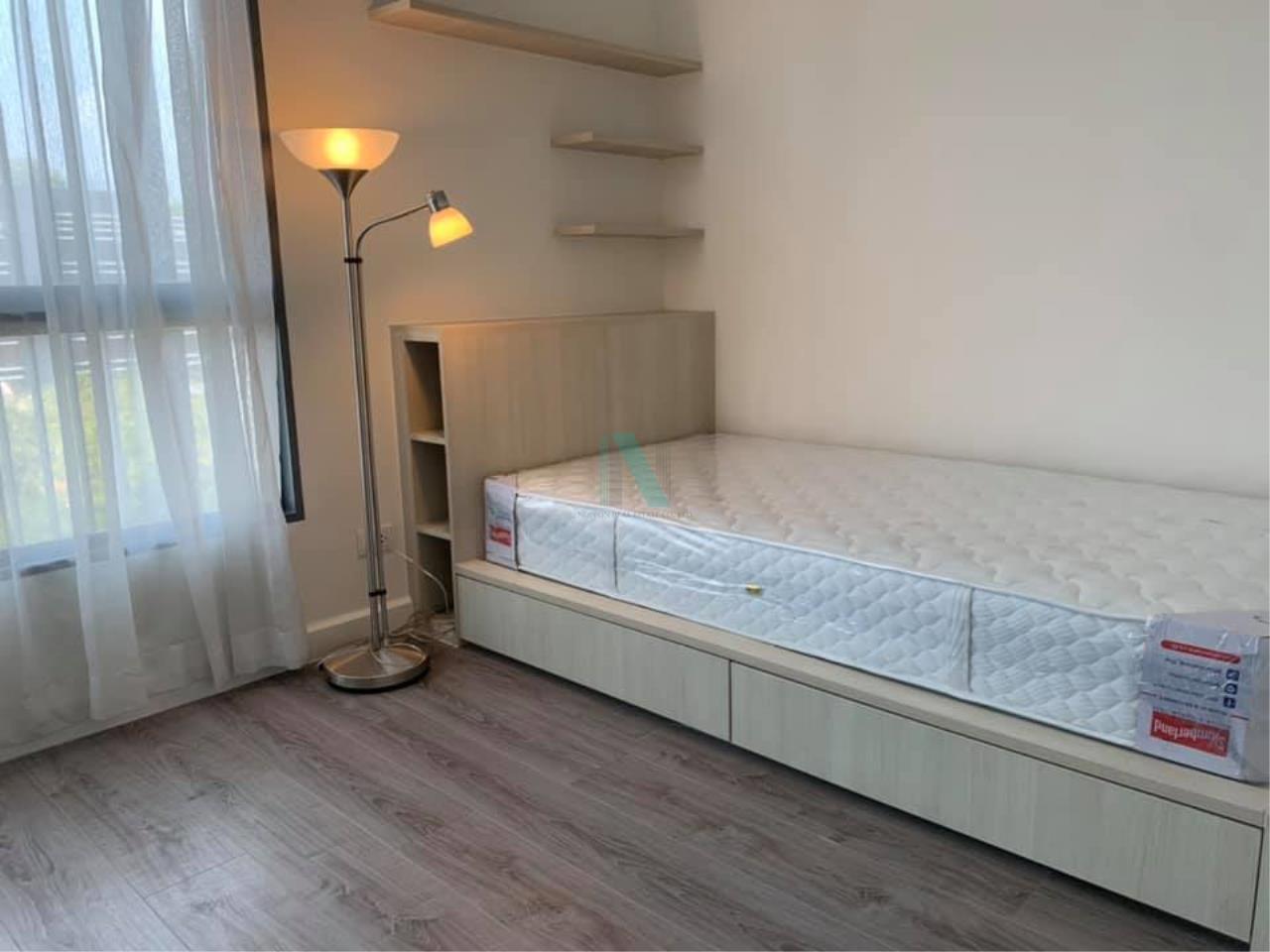 NOPPON REAL ESTATE CO.,LTD. Agency's For rent The Room Sukhumvit 40 2 bedrooms 7th floor near BTS Ekkamai. 6