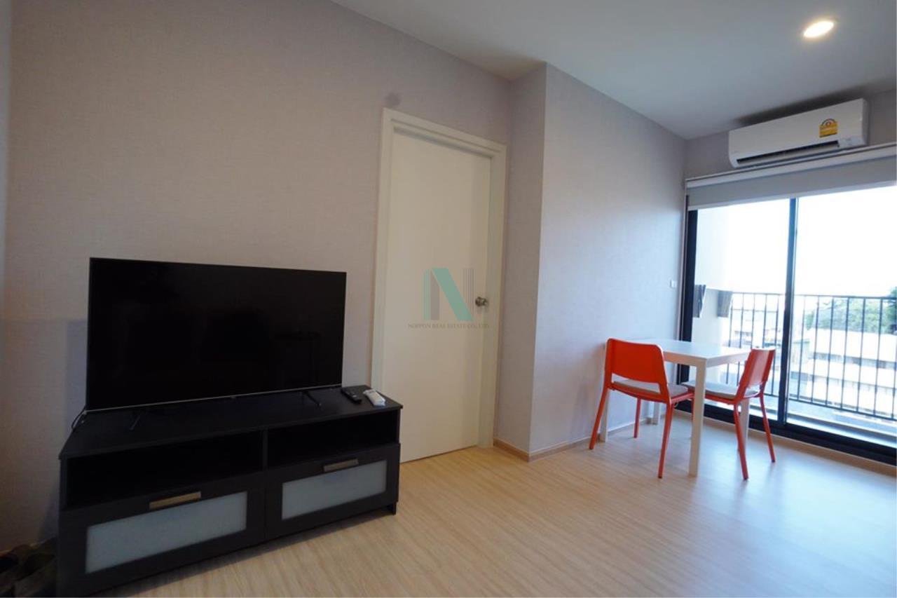 NOPPON REAL ESTATE CO.,LTD. Agency's For rent Plum Condo Pinklao Station 1 bedroom 12th floor near MRT Bang Yi Khan. 3