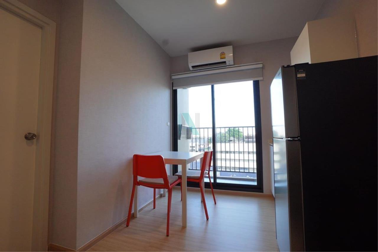 NOPPON REAL ESTATE CO.,LTD. Agency's For rent Plum Condo Pinklao Station 1 bedroom 12th floor near MRT Bang Yi Khan. 5