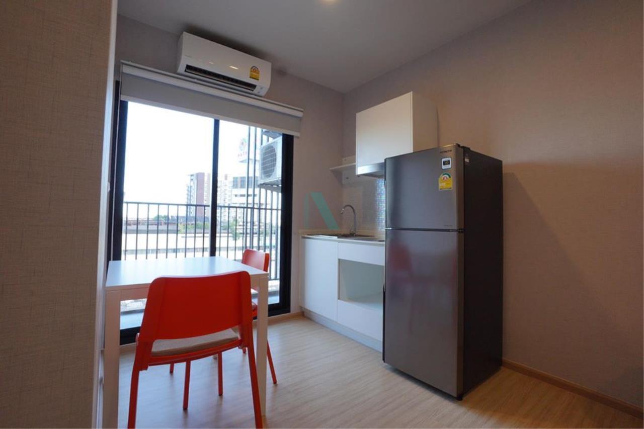 NOPPON REAL ESTATE CO.,LTD. Agency's For rent Plum Condo Pinklao Station 1 bedroom 12th floor near MRT Bang Yi Khan. 6