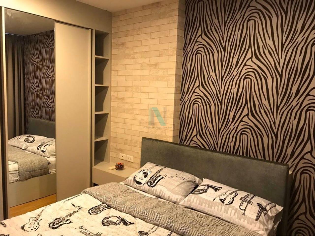 NOPPON REAL ESTATE CO.,LTD. Agency's For rent The Base Sukhumvit 77 1 bedroom 19th floor Building A near BTS On Nut. 2