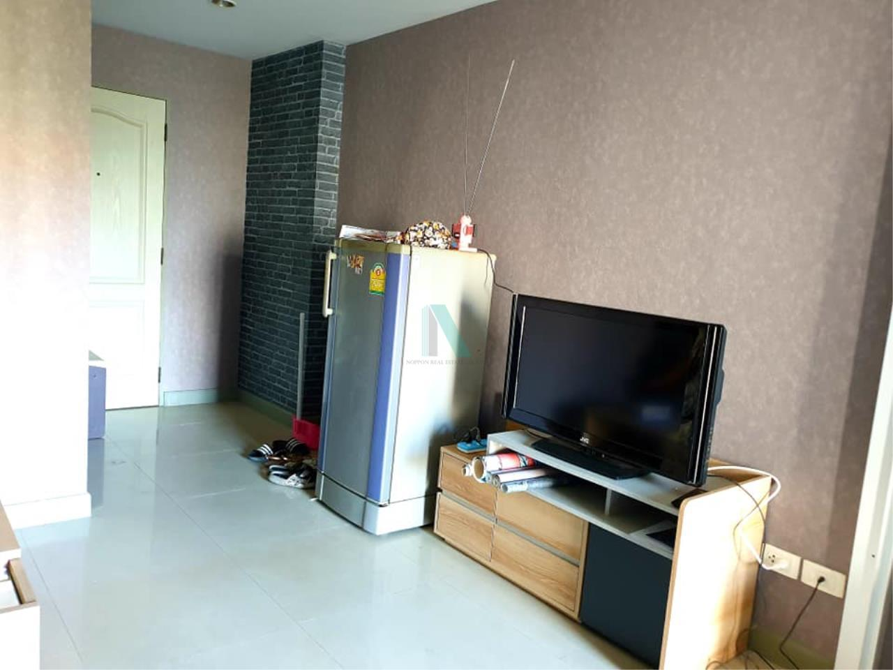 NOPPON REAL ESTATE CO.,LTD. Agency's For rent Regent Home 7 Sukhumvit 1 bedroom 4th floor Building D near BTS Bang Na. 3
