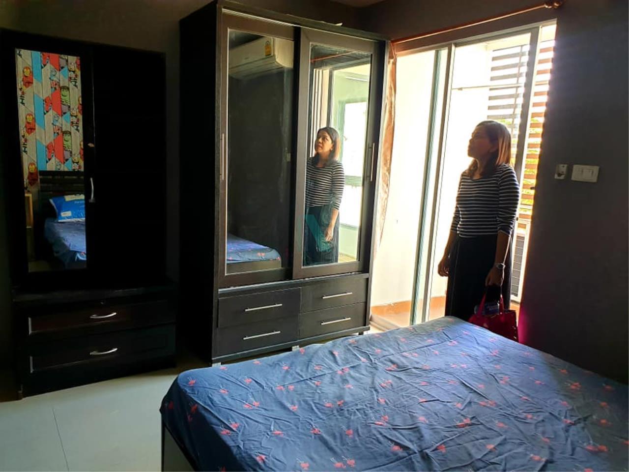 NOPPON REAL ESTATE CO.,LTD. Agency's For rent Regent Home 7 Sukhumvit 1 bedroom 4th floor Building D near BTS Bang Na. 5