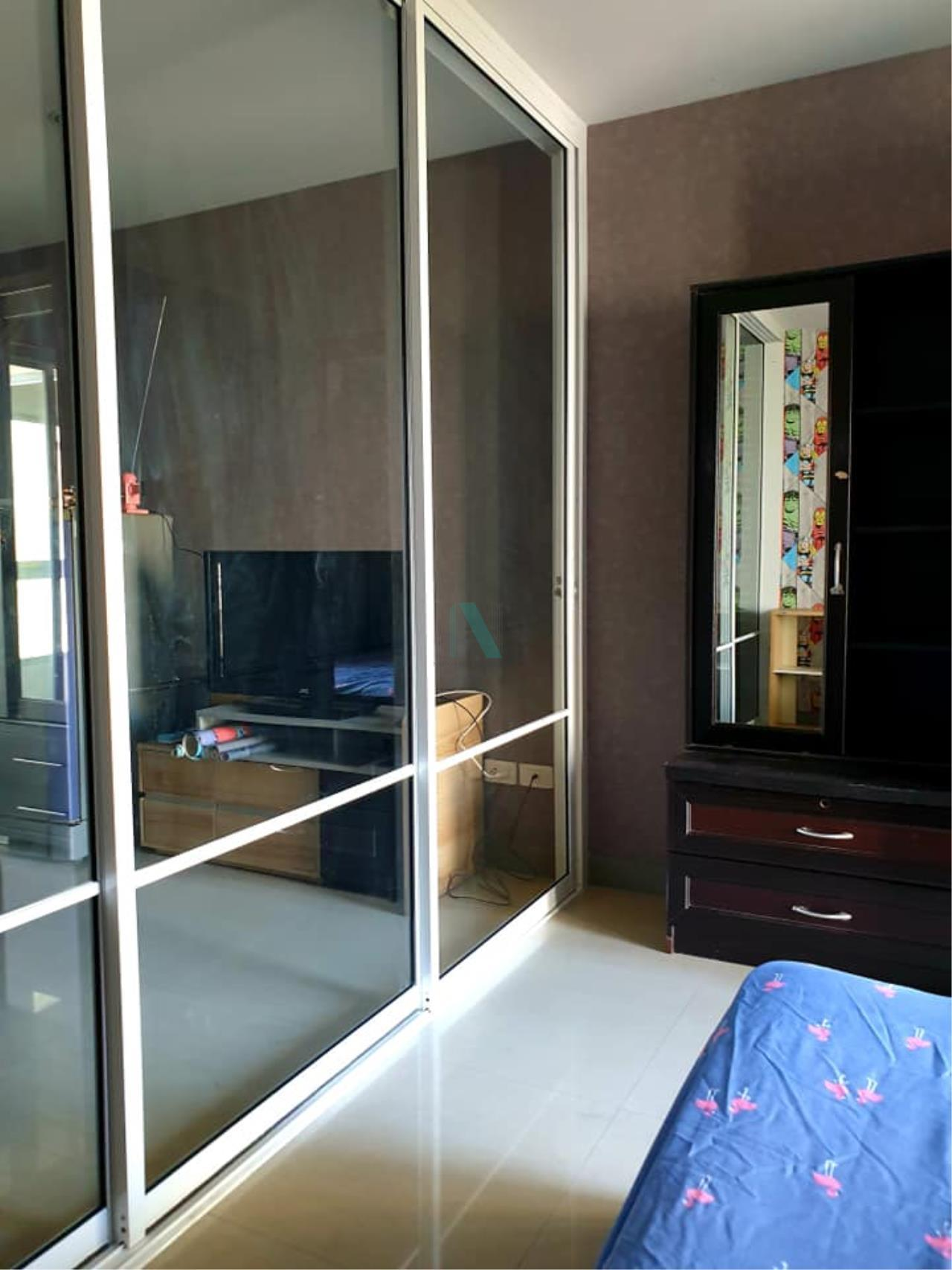 NOPPON REAL ESTATE CO.,LTD. Agency's For rent Regent Home 7 Sukhumvit 1 bedroom 4th floor Building D near BTS Bang Na. 6