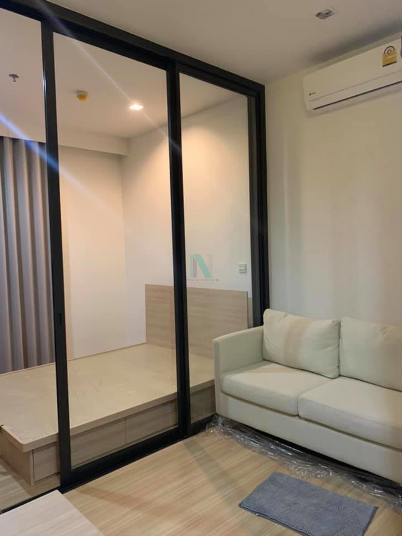 NOPPON REAL ESTATE CO.,LTD. Agency's For rent M Chatuchak 1 bedroom Floor 23 Building A near BTS Mo Chit. 1