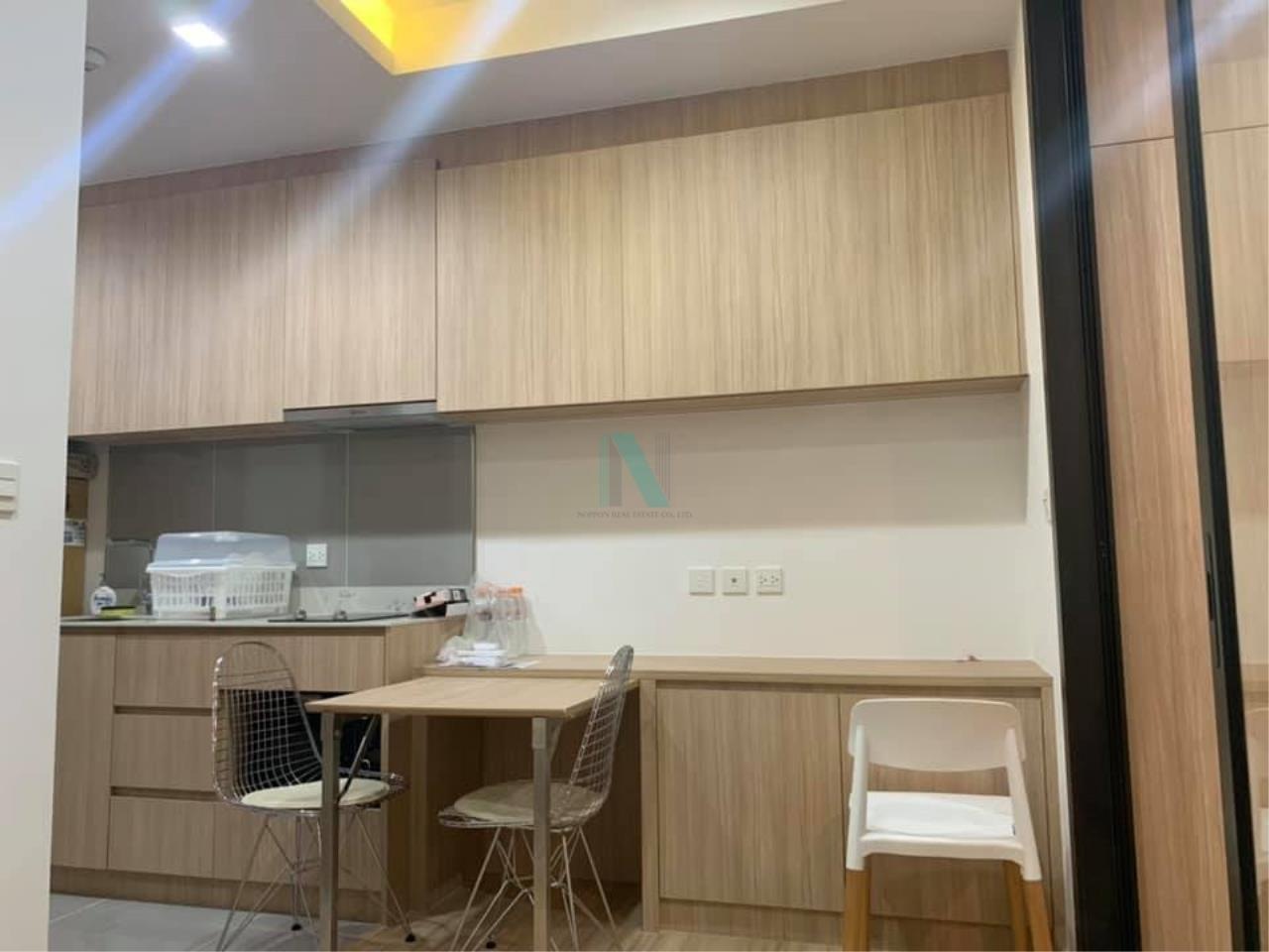 NOPPON REAL ESTATE CO.,LTD. Agency's For rent M Chatuchak 1 bedroom Floor 23 Building A near BTS Mo Chit. 6