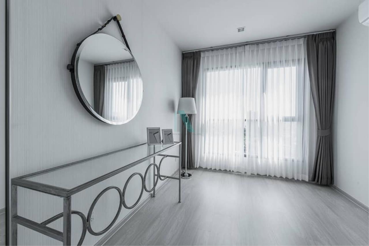 NOPPON REAL ESTATE CO.,LTD.  Agency's For rent Life Sukhumvit 48 2 bedrooms Floor 23 Building S near BTS Phra Khanong. 2