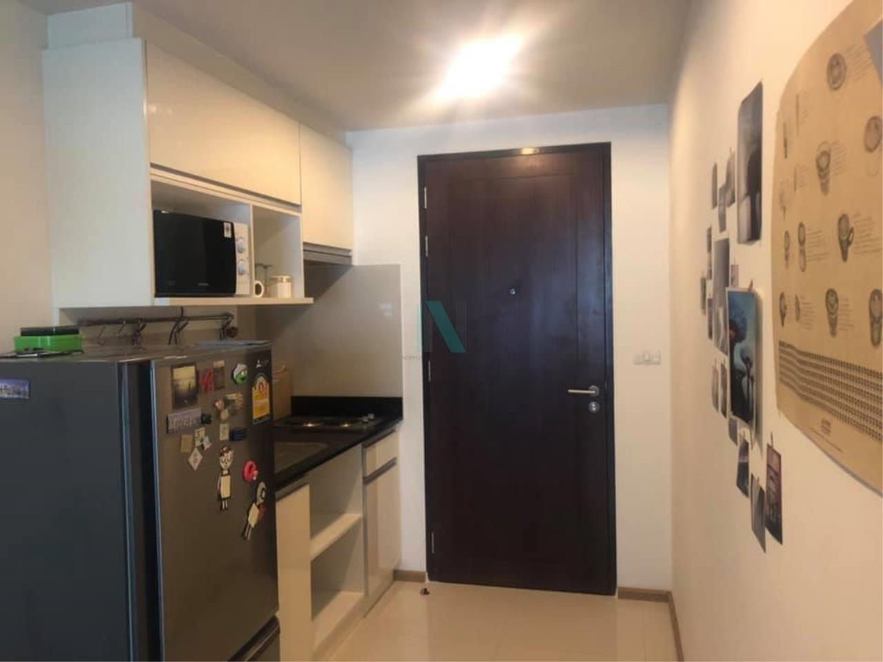 NOPPON REAL ESTATE CO.,LTD. Agency's For rent Abstracts Phahonyothin Park 1 bedroom 17th floor Building A near MRT Phahonyothin. 2