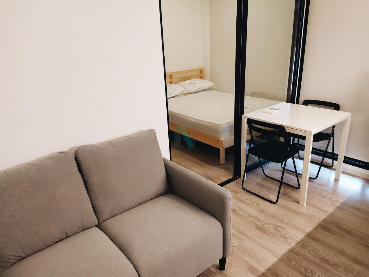 NOPPON REAL ESTATE CO.,LTD.  Agency's For Rent Kensington Sukhumvit - Thepharak  1 bedroom Floor 6 Building A near BTS Samrong. 1