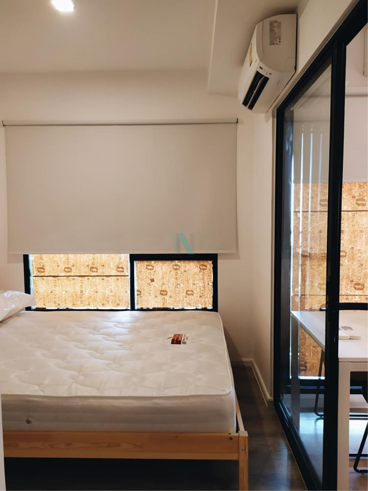 NOPPON REAL ESTATE CO.,LTD.  Agency's For Rent Kensington Sukhumvit - Thepharak  1 bedroom Floor 6 Building A near BTS Samrong. 5