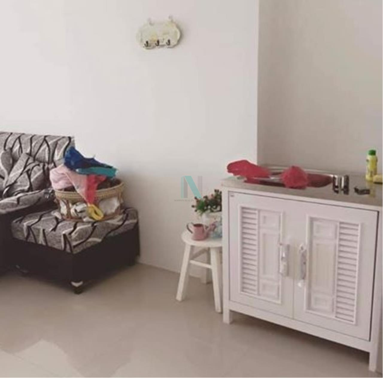 NOPPON REAL ESTATE CO.,LTD. Agency's For rent BTS Residence 1 bedroom 18th floor near department stores Central Ladprao. 5