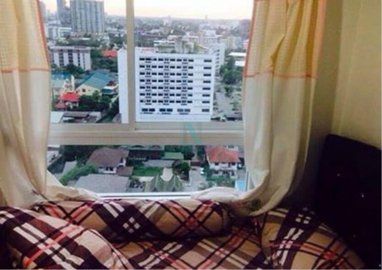 NOPPON REAL ESTATE CO.,LTD. Agency's For rent BTS Residence 1 bedroom 18th floor near department stores Central Ladprao. 6