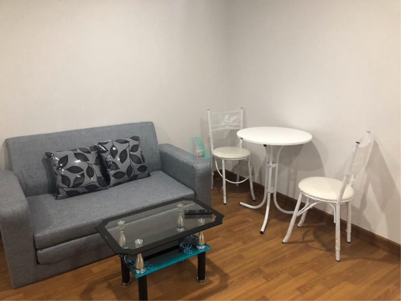NOPPON REAL ESTATE CO.,LTD.  Agency's For rent Regent Home Sukhumvit 81 1 bedroom 3rd floor Building A near BTS On Nut. 2