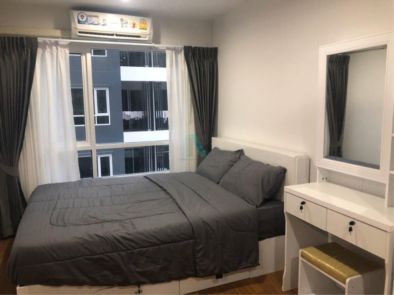 NOPPON REAL ESTATE CO.,LTD.  Agency's For rent Regent Home Sukhumvit 81 1 bedroom 3rd floor Building A near BTS On Nut. 4