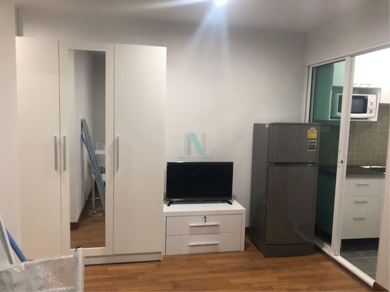 NOPPON REAL ESTATE CO.,LTD.  Agency's For rent Regent Home Sukhumvit 81 1 bedroom 3rd floor Building A near BTS On Nut. 7