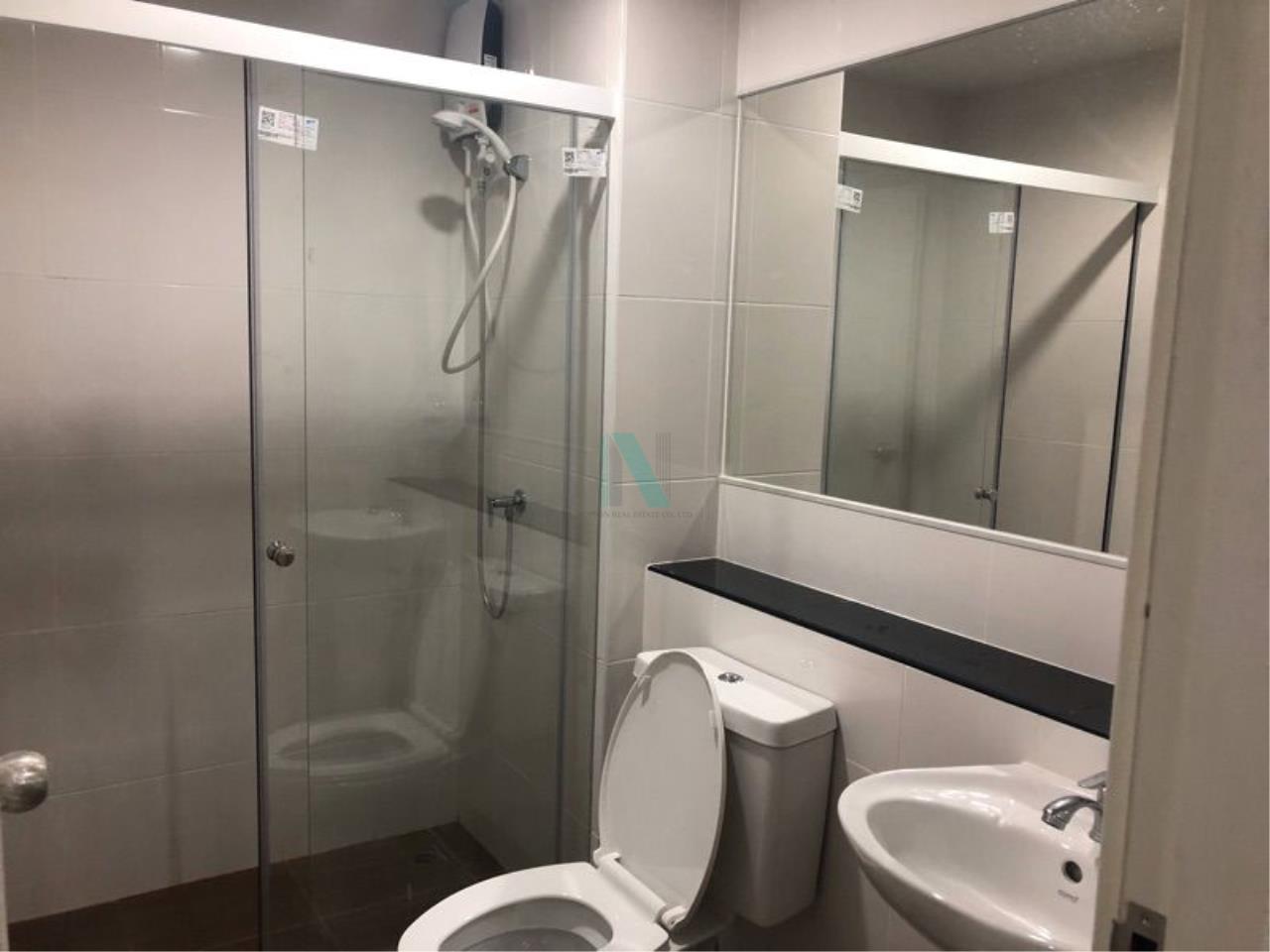 NOPPON REAL ESTATE CO.,LTD.  Agency's For rent Regent Home Sukhumvit 81 1 bedroom 3rd floor Building A near BTS On Nut. 8