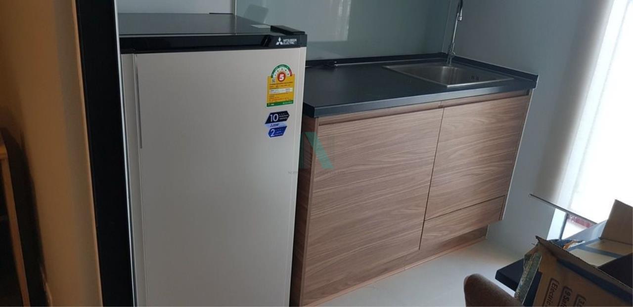 NOPPON REAL ESTATE CO.,LTD.  Agency's For rent Brix Charan Sanitwong 64 1 bedroom 24th floor near BTS Sirindhorn. 3