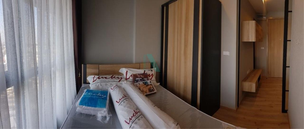 NOPPON REAL ESTATE CO.,LTD.  Agency's For rent Brix Charan Sanitwong 64 1 bedroom 24th floor near BTS Sirindhorn. 4