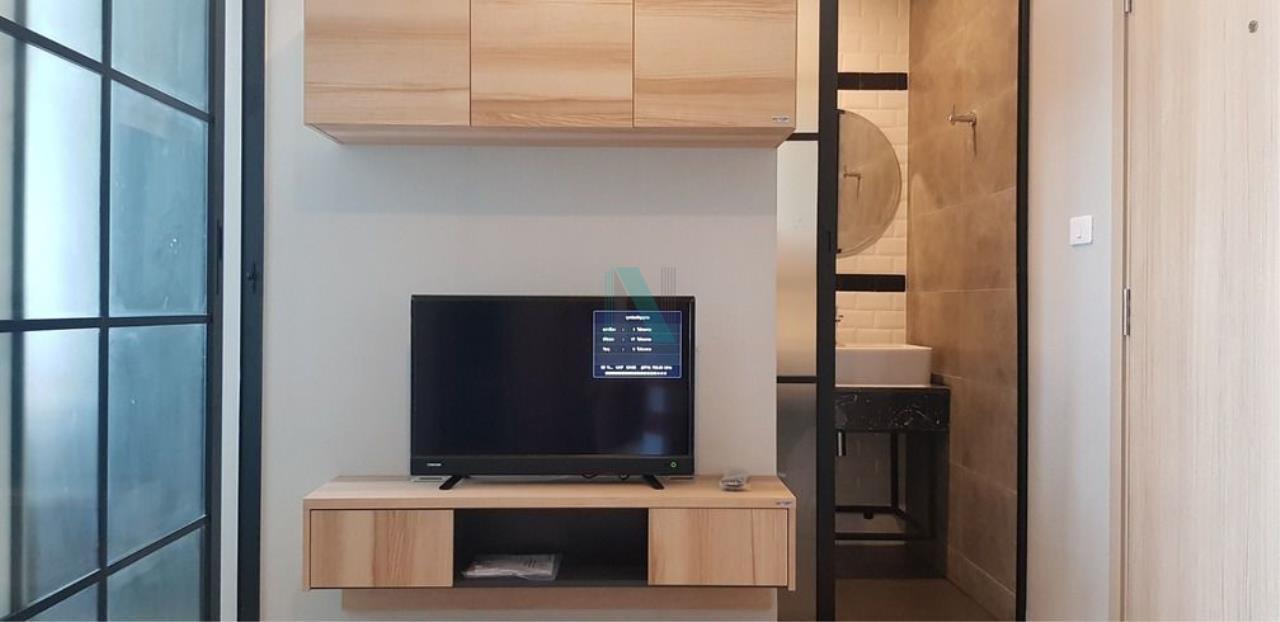 NOPPON REAL ESTATE CO.,LTD.  Agency's For rent Brix Charan Sanitwong 64 1 bedroom 24th floor near BTS Sirindhorn. 6