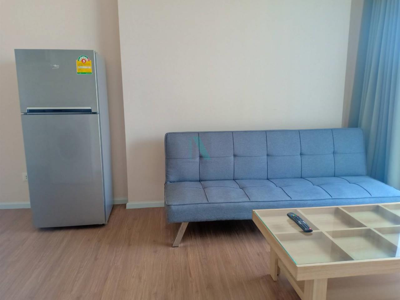NOPPON REAL ESTATE CO.,LTD.  Agency's For rent Notting Hill, Sukhumvit - Phraeksa 1 bedroom 3rd floor near BTS Phraeksa. 1