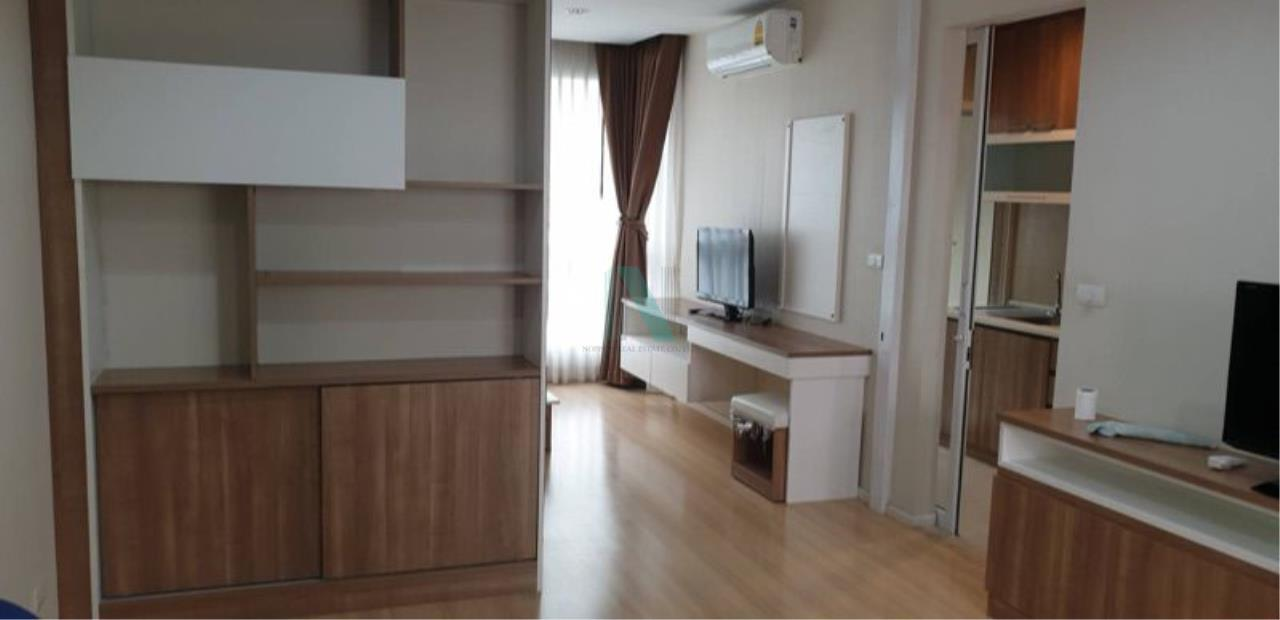 NOPPON REAL ESTATE CO.,LTD. Agency's For rent Happy Ladprao 101 1 bedroom 3rd floor Building C near Assumption University. 2