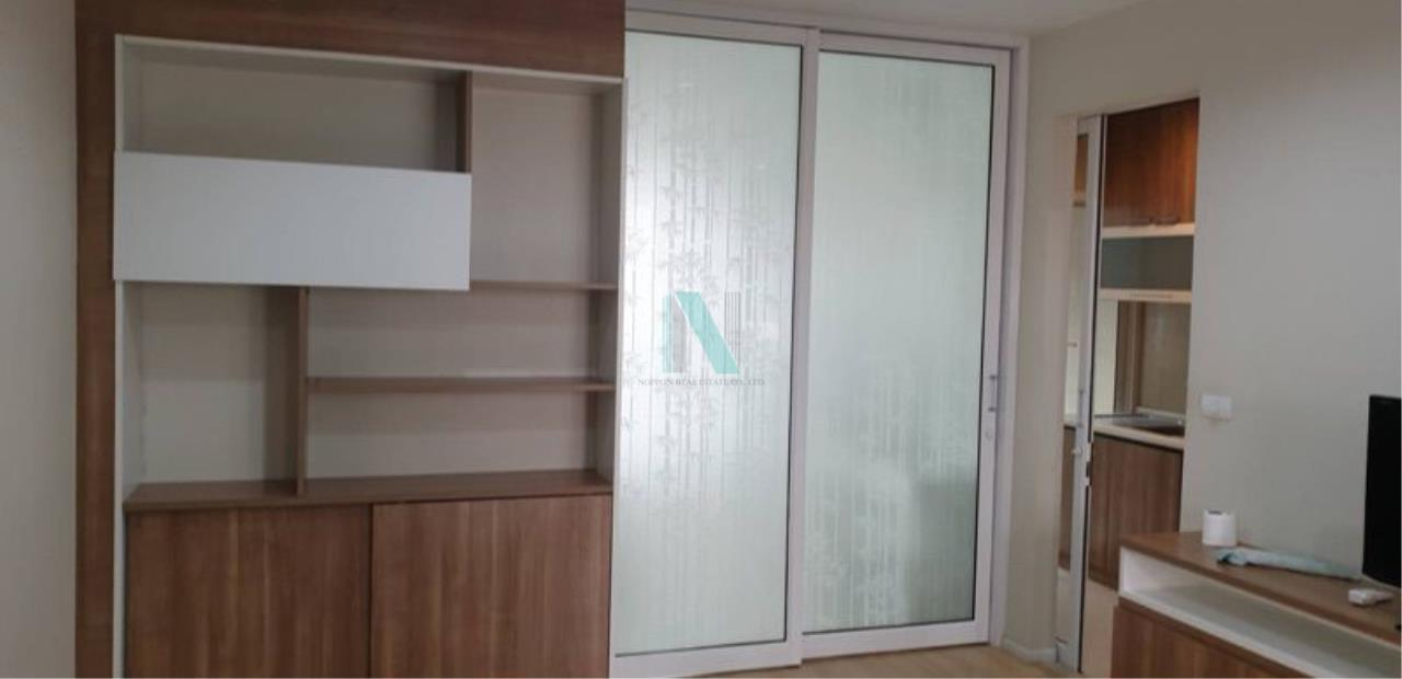 NOPPON REAL ESTATE CO.,LTD. Agency's For rent Happy Ladprao 101 1 bedroom 3rd floor Building C near Assumption University. 3