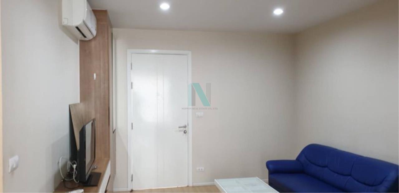 NOPPON REAL ESTATE CO.,LTD. Agency's For rent Happy Ladprao 101 1 bedroom 3rd floor Building C near Assumption University. 4