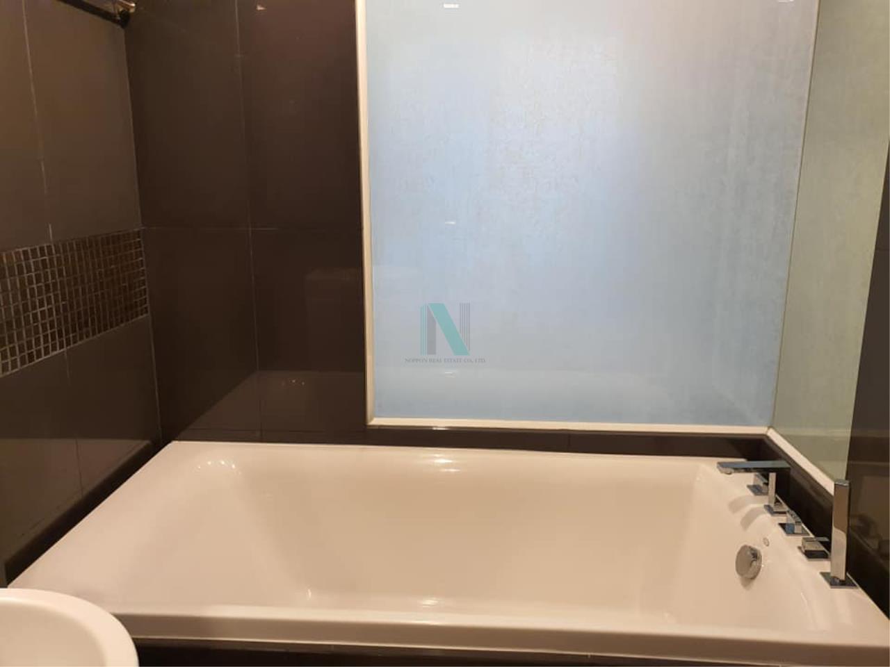 NOPPON REAL ESTATE CO.,LTD.  Agency's For rent Rhythm Sathorn 1 bedroom Floor 22 Building S near BTS Saphan Taksin. 3