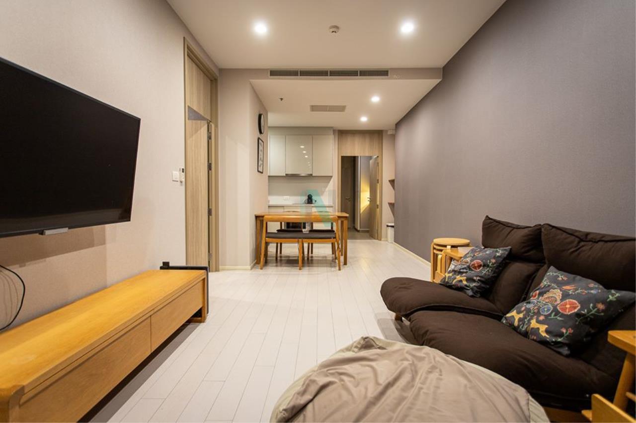 NOPPON REAL ESTATE CO.,LTD.  Agency's For rent Noble Ploenchit 1 bedroom 20th floor Building C near BTS Ploenchit. 1