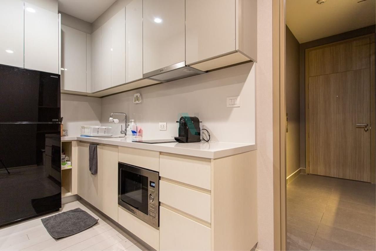 NOPPON REAL ESTATE CO.,LTD.  Agency's For rent Noble Ploenchit 1 bedroom 20th floor Building C near BTS Ploenchit. 2