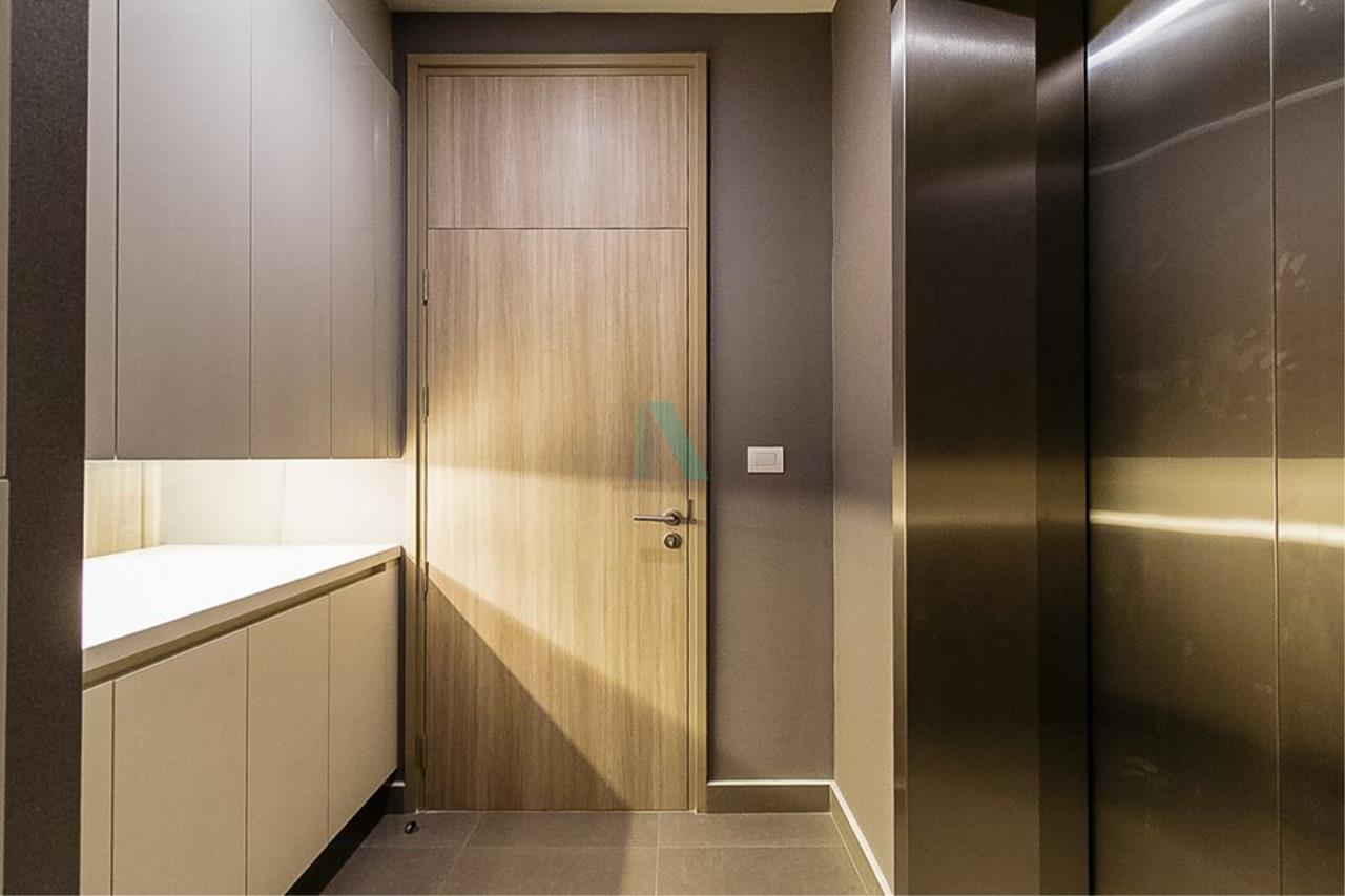 NOPPON REAL ESTATE CO.,LTD.  Agency's For rent Noble Ploenchit 1 bedroom 20th floor Building C near BTS Ploenchit. 3